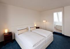 City Hotel Berlin Mitte - เบอร์ลิน - ห้องนอน
