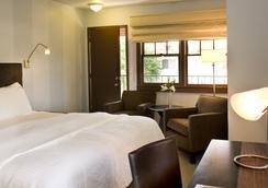Casa Del Mar Inn - ซานตาบาร์บารา - ห้องนอน