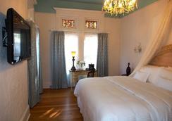 Patterson Inn - เดนเวอร์ - ห้องนอน