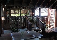 Hosteria Del Mar - ซานฮวน - ร้านอาหาร