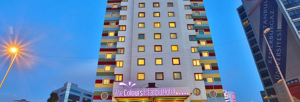 Qua Hotel - Istanbul - Building