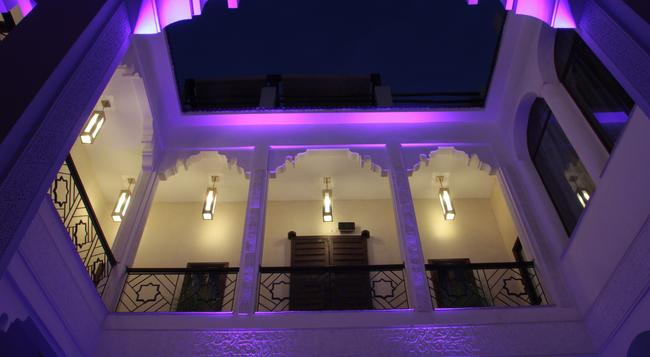Riad Charlott - Marrakesh - Building