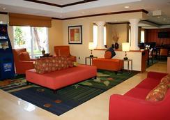 Fairfield Inn and Suites by Marriott Orlando Near Universal Orlando Resort - ออร์แลนโด - ล็อบบี้