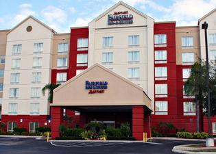 Fairfield Inn and Suites by Marriott Orlando Near Universal Orlando Resort