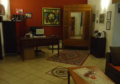 Hotel Trieste - คาตาเนีย - ล็อบบี้