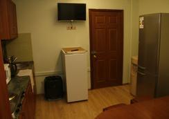 Sanders Hostel - มอสโก - ห้องครัว