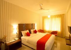Hotel Vels Grand Inn - โคอิมบาโตร์ - ห้องนอน