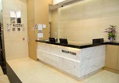 H1 Hotel - ฮ่องกง - ล็อบบี้