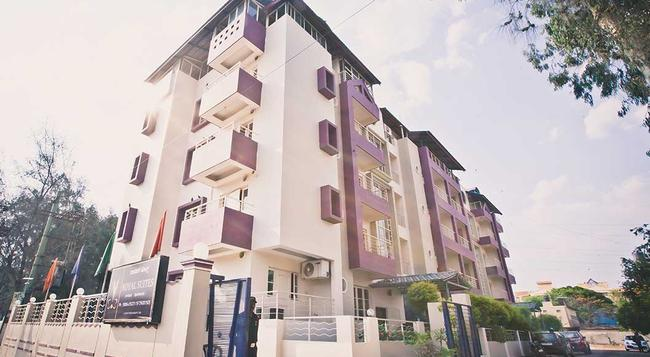 Royal Suites Hotel Apartments - Bangalore - Building