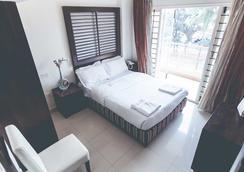 Royal Suites Hotel Apartments - เบงกาลูรู - ห้องนอน