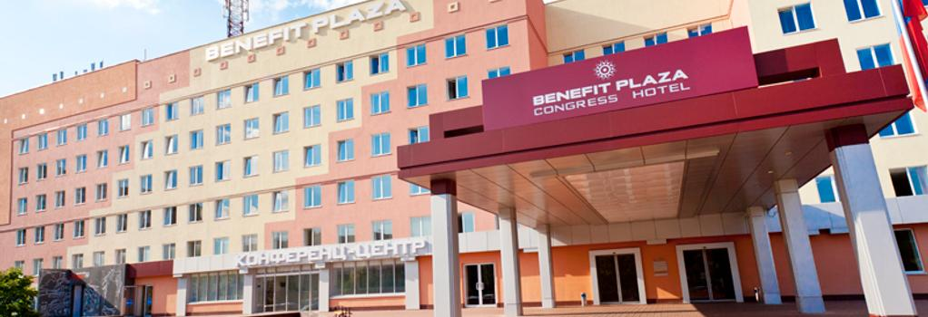 Benefit Plaza Congress Hotel - Voronezh - Building