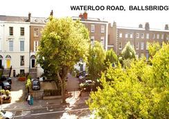 Waterloo Lodge - ดับลิน - วิวภายนอก