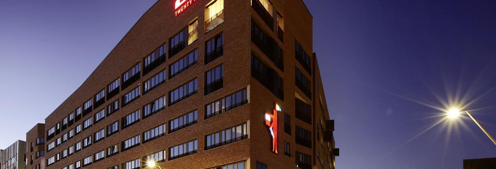 25hours Hotel Hamburg HafenCity - Hamburg - Building