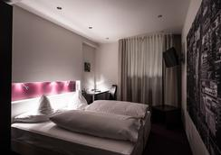 Hotel am Augustinerplatz - โคโลญ - ห้องนอน