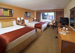 Skyline Hotel - นิวยอร์ก - ห้องนอน