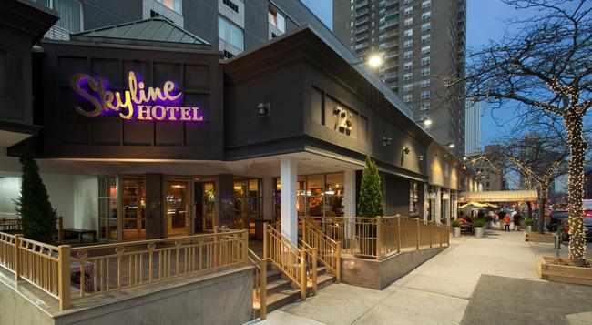 Skyline Hotel - New York - Building