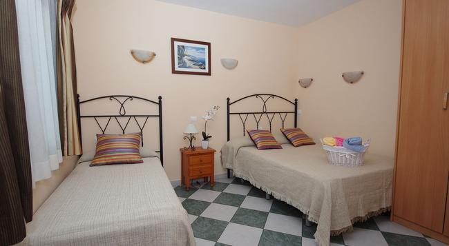 Pensión Aduar - Marbella - Bedroom