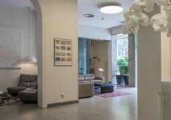 Hotel Ultonia - เจโรนา - ล็อบบี้