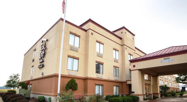 Red Roof Inn Evansville - Evansville - Building