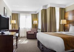 Comfort Inn & Suites Durango - ดูรังโก - ห้องนอน