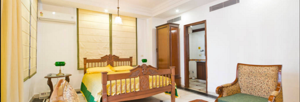 Villa 33 - New Delhi - Bedroom