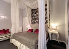 Residenza Bourbon - โรม - ห้องนอน