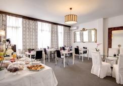 Residenza Bourbon - โรม - ร้านอาหาร