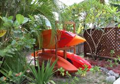 The Cooks Oasis Holiday Villas - ราโรตองกา - สถานที่ท่องเที่ยว