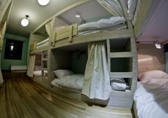 12:12 Hostels - โบโกตา - ห้องนอน