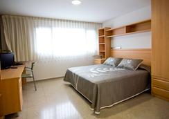 Villa Alojamiento y congresos - อาลีคานเต - ห้องนอน