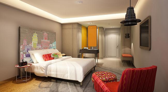 ibis Styles Bangkok Khaosan Viengtai - Bangkok - Bedroom