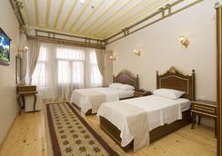 Hotel Gedik Pasa Konagi - อิสตันบูล - ห้องนอน