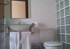 Hotel Artxanda - บิลเบา - ห้องน้ำ
