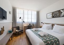 Lily & Bloom Hotel - เทลอาวี - ห้องนอน