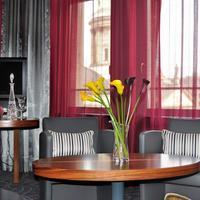 Hotel Gendarm Nouveau Living Area