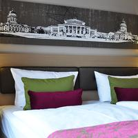 Hotel Gendarm Nouveau Guestroom