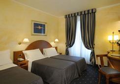 Hotel Quattro Fontane - โรม - ห้องนอน