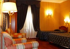 Hotel Sistina - โรม - ห้องนอน