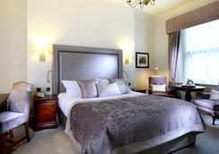 Macdonald Randolph Hotel - อ๊อกฟอร์ด - ห้องนอน
