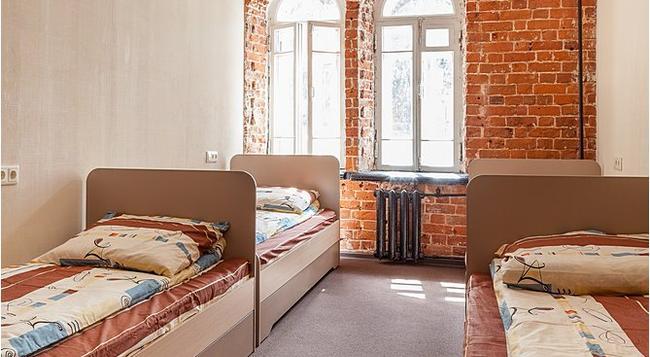 Coffeehostel - Nizhniy Novgorod - Bedroom