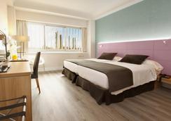 Hotel Weare Chamartín - มาดริด - ห้องนอน