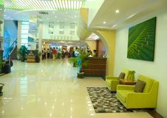 Best Western Green Hill Hotel - ย่างกุ้ง - ล็อบบี้