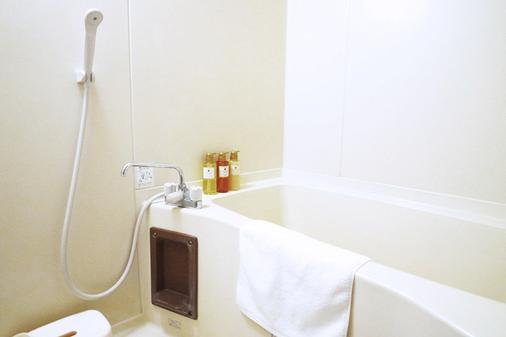 โรงแรมมายสเตย์ส โอเตมาเอะ - โอซาก้า - ห้องน้ำ
