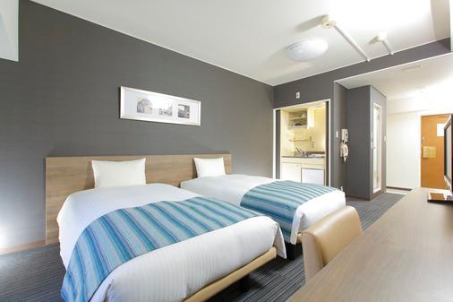 โรงแรมมายสเตย์ส โอเตมาเอะ - โอซาก้า - ห้องนอน