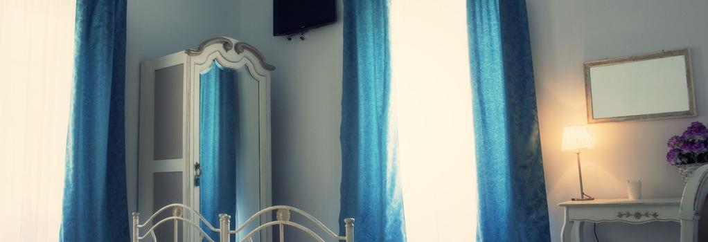 Al Decoro - Palermo - Bedroom