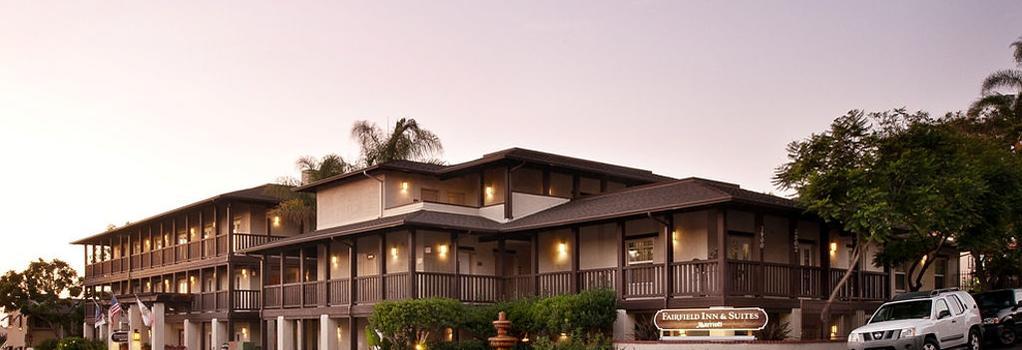 Fairfield Inn and Suites by Marriott San Diego Old Town - San Diego - Building