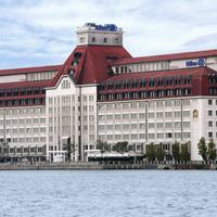 Hilton Vienna Danube Waterfront Hotel's Exterior