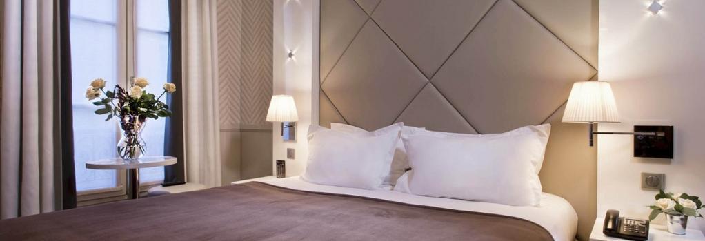 Hotel Longchamp Elysees - Paris - Building