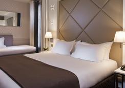 Hotel Longchamp Elysees - ปารีส - ห้องนอน
