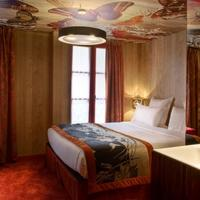 Le Bellechasse Saint Germain Guestroom